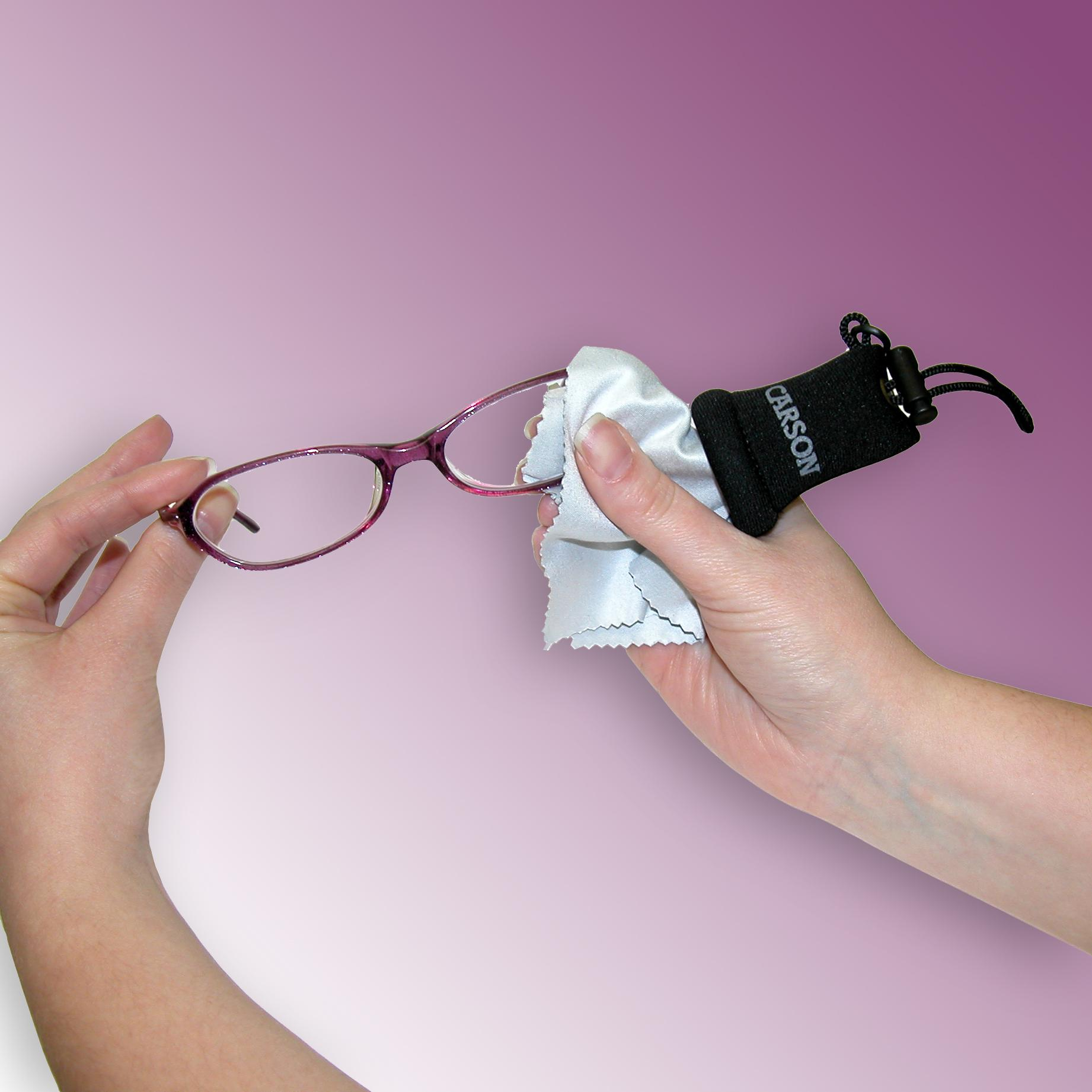 Tips on eyewear care and cleaning for specs wearers