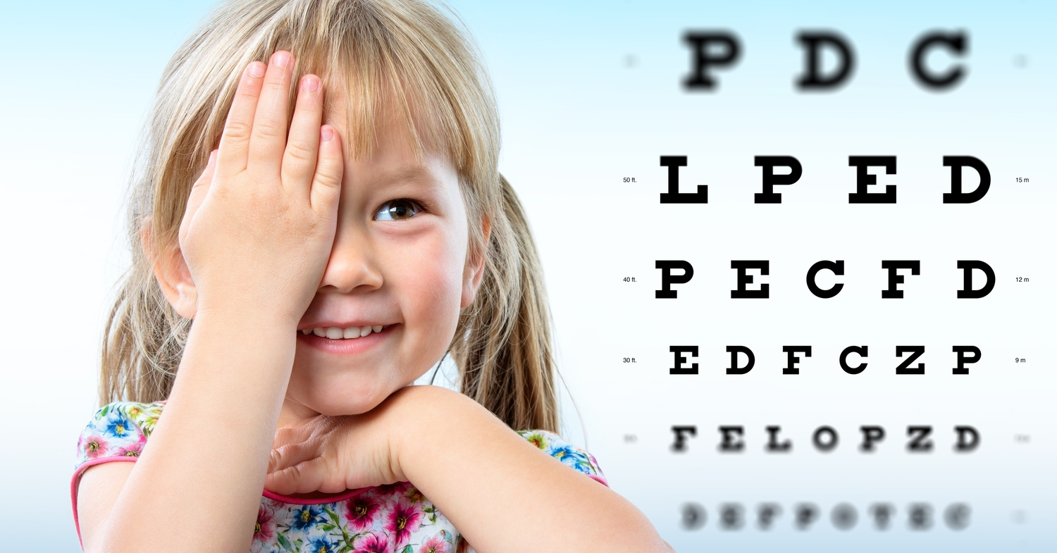 3 Common Eye Problems Found in Children