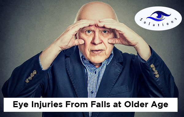 Eye Injuries from Trauma At Older Age